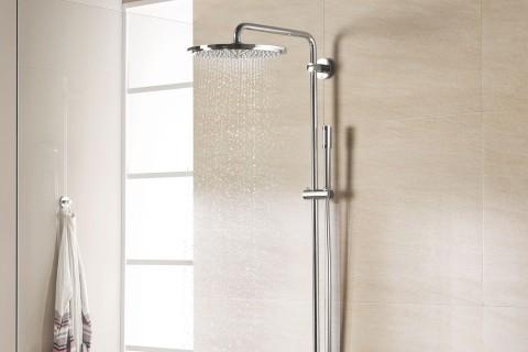 Duschsysteme im HORNBACH Onlineshop