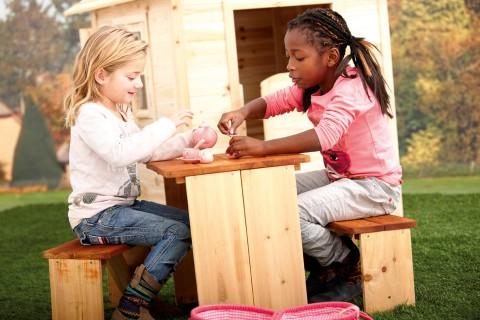 Gartenmöbel für Kinder jetzt bei HORNBACH Österreich kaufen!