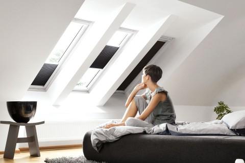 Dachfenster-Sonnenschutz / Verdunkelungsrollos jetzt bei HORNBACH Österreich kaufen!