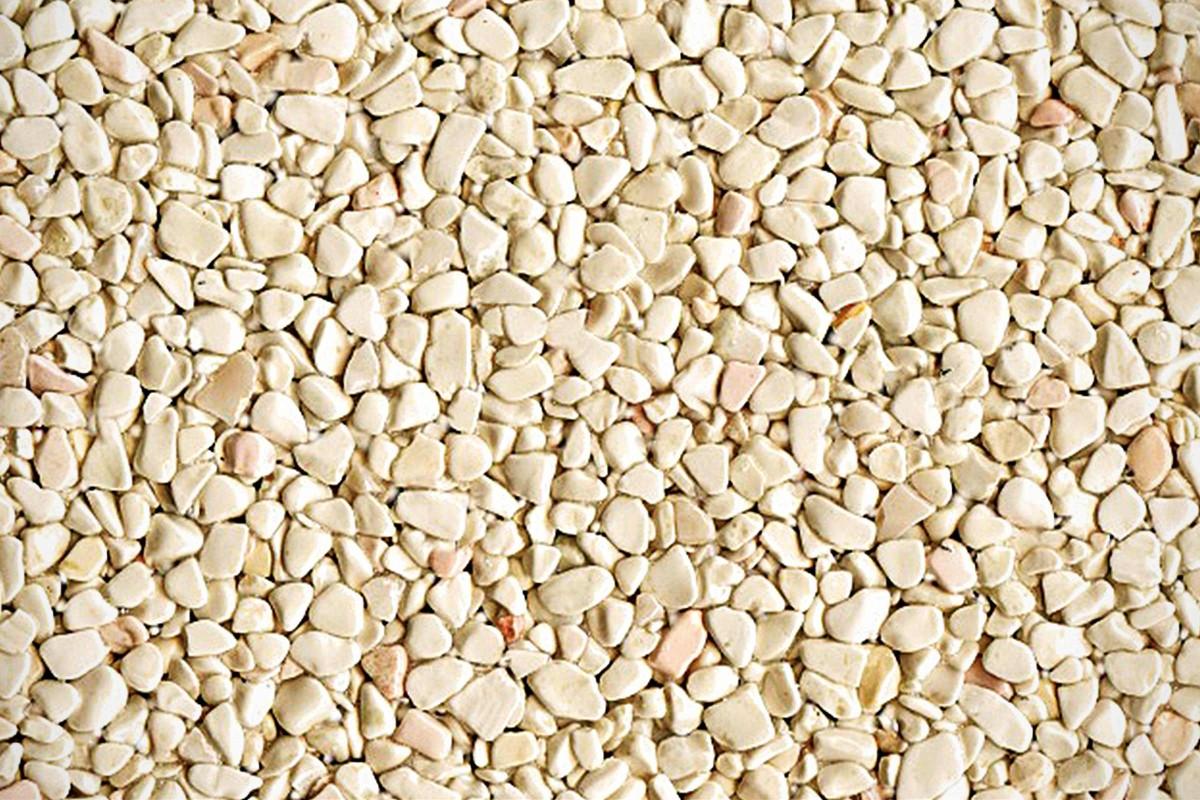Steinteppich mittlere Koernung