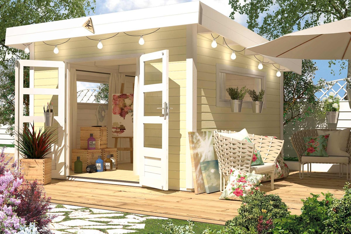 she sheds und man caves 05