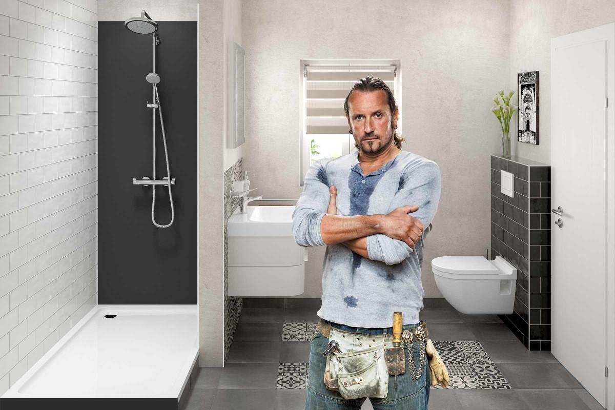 Kleines Bad gestalten   HORNBACH