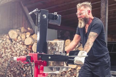 Holzspalter jetzt bei HORNBACH Österreich online kaufen!
