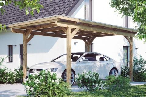 Carport jetzt bei HORNBACH Österreich online bestellen!