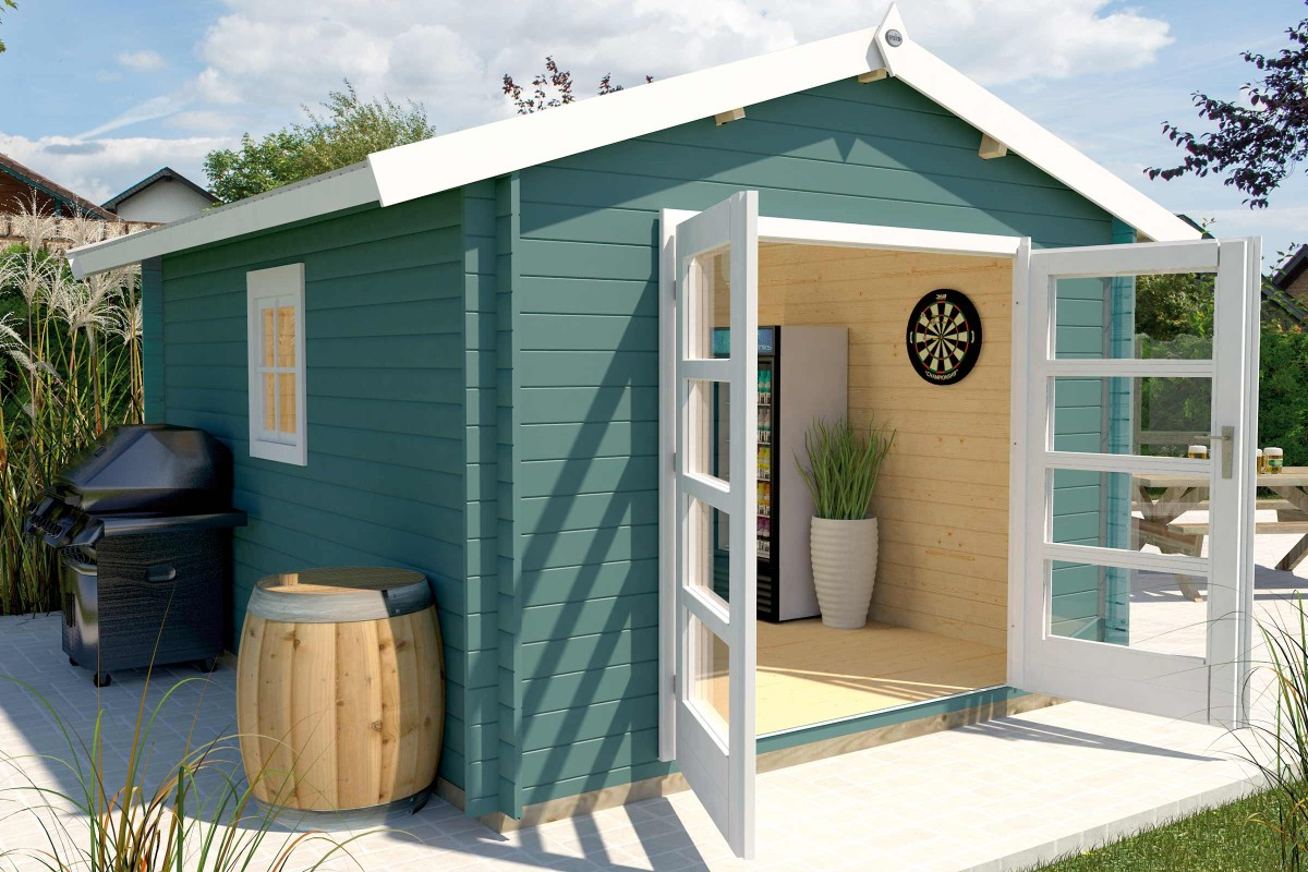 she sheds und man caves 02
