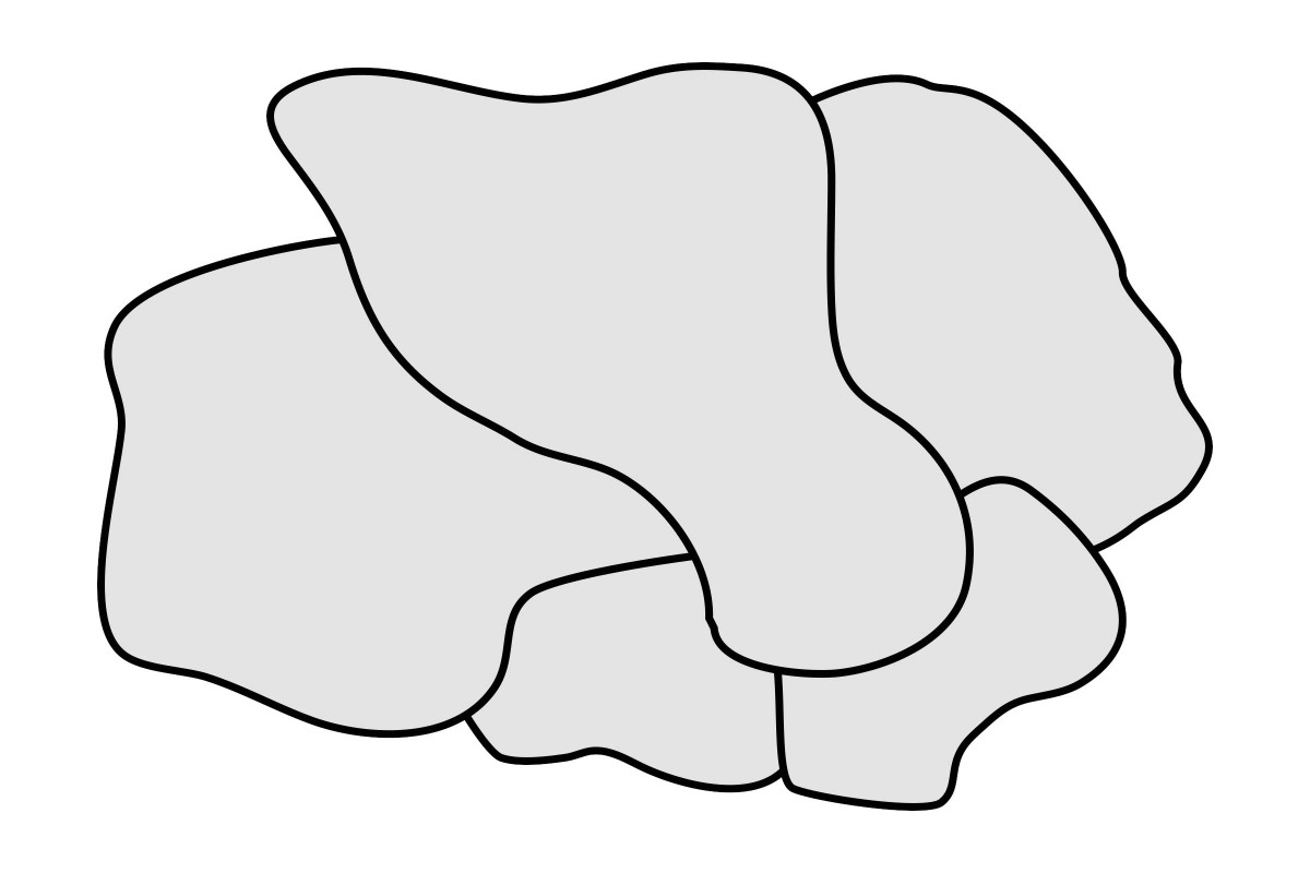 verlegemuster polygonalverband