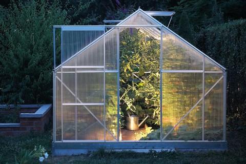 Ihr neues Gewächshaus im Garten aus dem HORNBACH Onlineshop