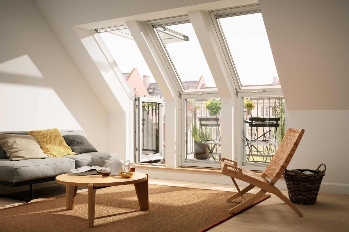Aussergewoehnliche Dachfenster 2