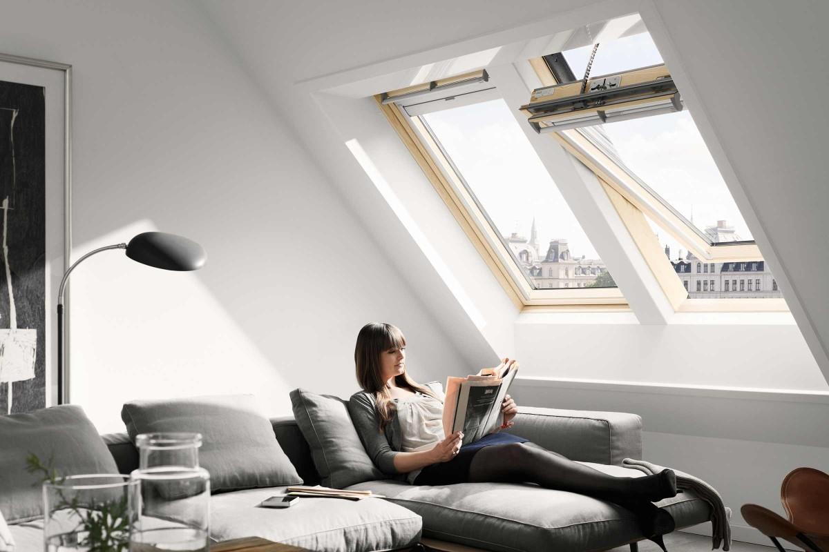 Aussergewoehnliche Dachfenster 1