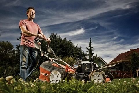 Gartenmaschinen jetzt bei HORNBACH Österreich online bestellen!