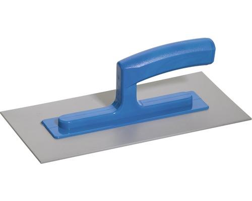Kunststoff-Glättkelle 28 x 14 cm