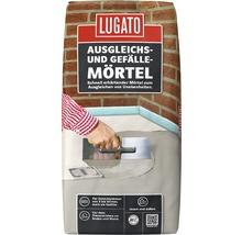 Ausgleichsmasse Lugato Ausgleichs- und Gefällemörtel 25 kg