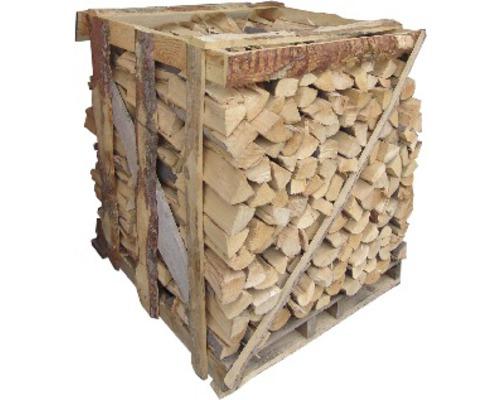 Brennholz trocken Buche 33cm ca.0,85 Raummeter auf Palette