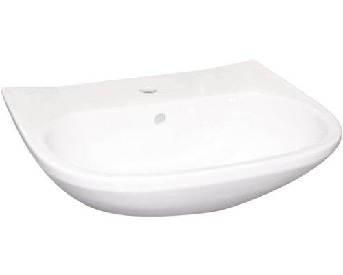 Handwaschbecken Laufen Objekt 60x46,5 cm weiß