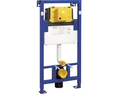 Vorwandelement Wisa für WC 2-Mengentechnik H:118cm