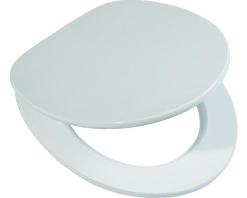 WC-Sitz ADOB Modern Shape Weiss Antibakteriell