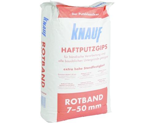 Haftputzgips Rotband Knauf 25 kg