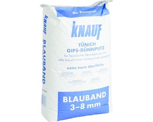 Dünnputz Tünich Blauband Knauf 25 kg