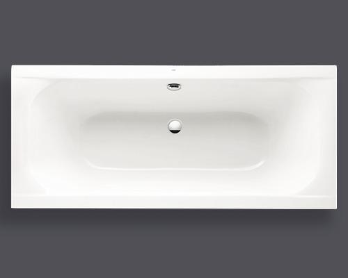 Rechteck-Badewanne Siana Jungborn 180x80 cm