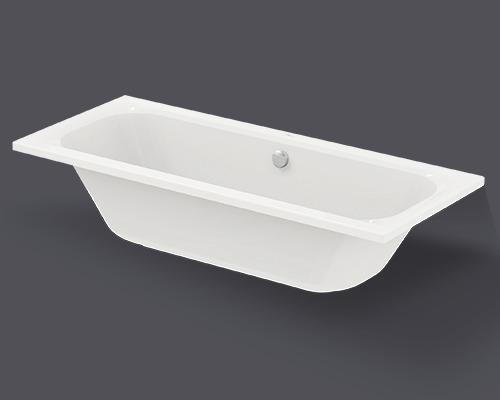 Rechteck-Duobadewanne Jungborn 1900x800 mm