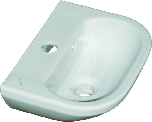 Handwaschbecken Laufen Objekt 35x27 cm weiß