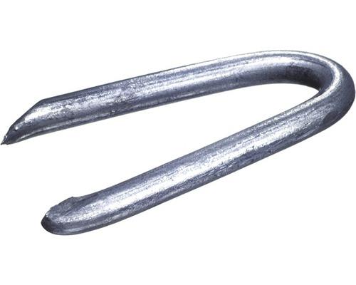 Schlaufen (Krampen) 1,6 x 16 mm galv.verzinkt, 1 KG