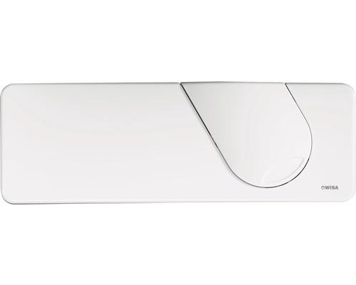 Betätigungsplatte Wisa 2120 weiß