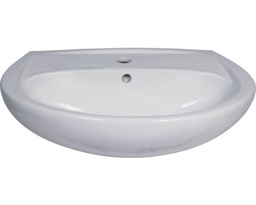 Waschbecken Ceravid Saldo 55x42 cm weiß