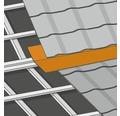 PRECIT Schürze für Mansarden innen Big Stone graphite grey RAL 7024 1 m