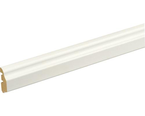 Wandleiste weiß 14x36x2400 mm