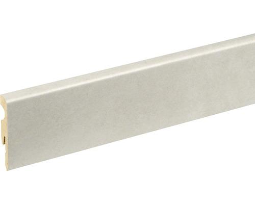 Sockelleiste Beton hell 10x58x2400 mm