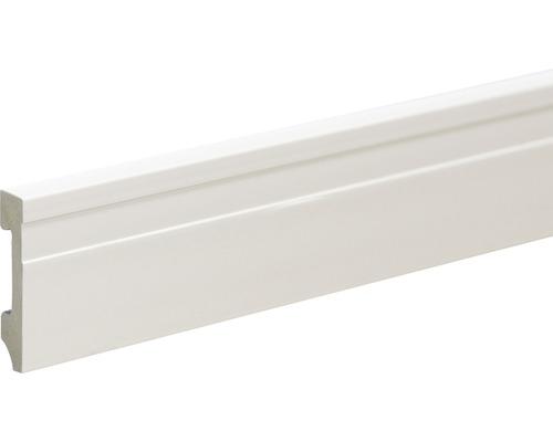 Sockelleiste weiß 15x70x2400 mm