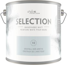 Wandfarbe StyleColor SELECTION Kristall der Arktis 2,5 l