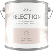 Wandfarbe StyleColor SELECTION Florida Keys 2,5 l