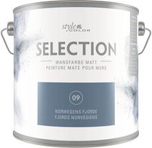 Wandfarbe StyleColor SELECTION Norwegens Fjorde 2,5 l