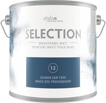 Wandfarbe StyleColor SELECTION Zauber der Tiefe 2,5 l