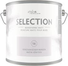 Wandfarbe StyleColor SELECTION Venezianischer Morgen 2,5 l