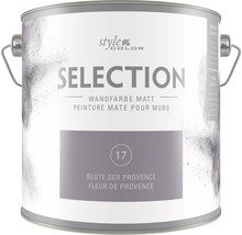 Wandfarbe StyleColor SELECTION Blüte der Provence 2,5 l