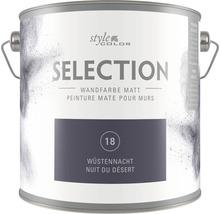 Wandfarbe StyleColor SELECTION Wüstennacht 2,5 l