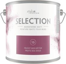 Wandfarbe StyleColor SELECTION Frucht der Götter 2,5 l
