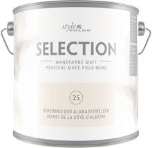 Wandfarbe StyleColor SELECTION Geheimnis der Alabasterfelsen 2,5 l