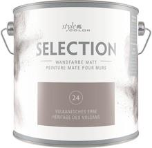 Wandfarbe StyleColor SELECTION Vulkanisches Erbe 2,5 l