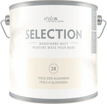 Wandfarbe StyleColor SELECTION Perle der Alhambra 2,5 l
