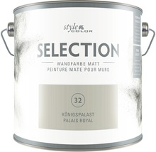 Wandfarbe StyleColor SELECTION Königspalast 2,5 l