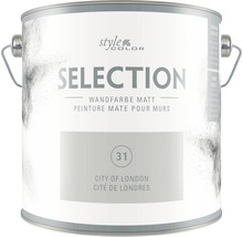 Wandfarbe StyleColor SELECTION City of London 2,5 l