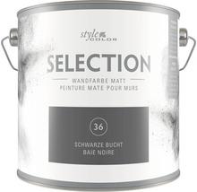 Wandfarbe StyleColor SELECTION Schwarze Bucht 2,5 l