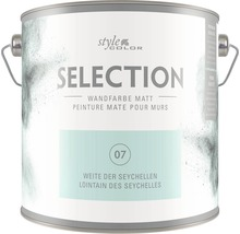 Wandfarbe StyleColor SELECTION Weite der Seychellen 2,5 l