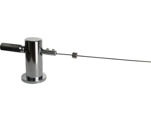 Seilspanngarnitur Paris chrom einläufig Ø 2mm