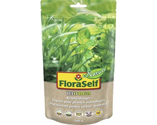 Kräuterdünger FloraSelf Nature BIORGA vegan 0,5 kg