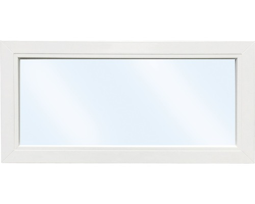 Kunststofffenster Festelement ARON Basic 750x450 mm